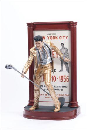Elvis Presley: Juguetes de Musicos Famosos.. Action Figures!! - Volumen11