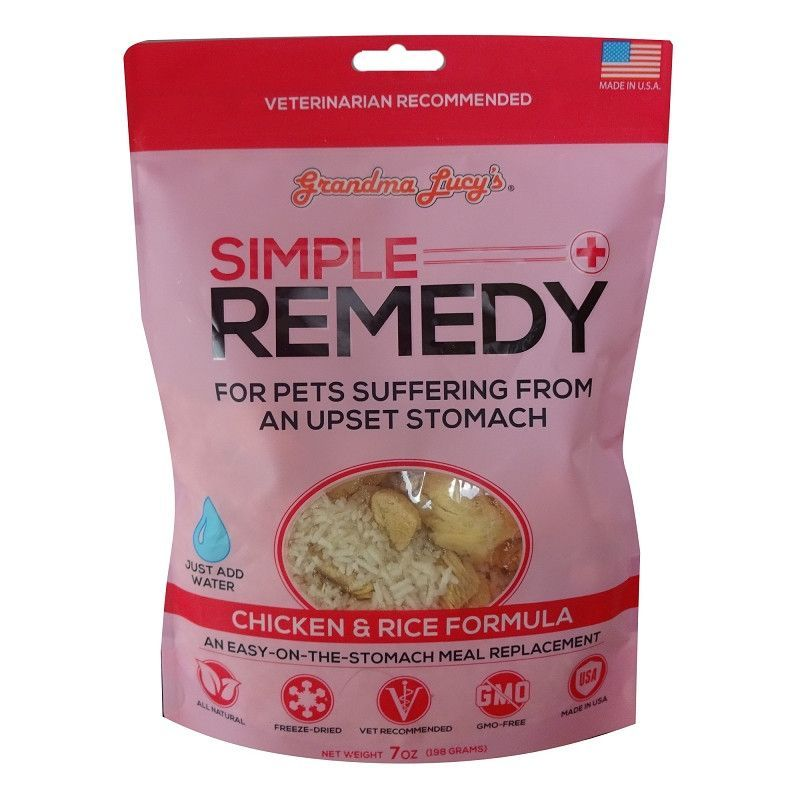 Grandma Lucy's Simple Replacement Bland Diet Remedies