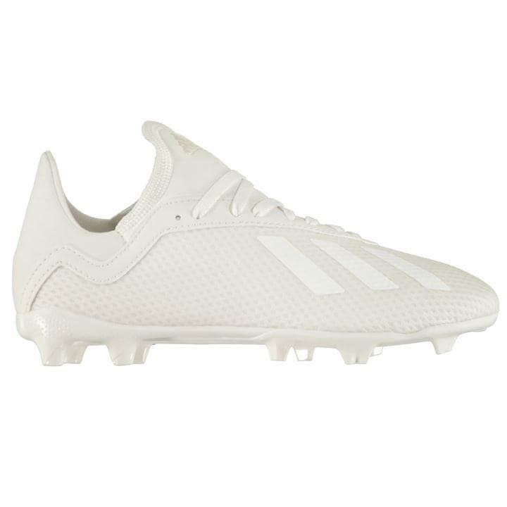 ADIDAS X 18.3 FG JUNIOR FOOTBALL BOOT | Gleeson Sport