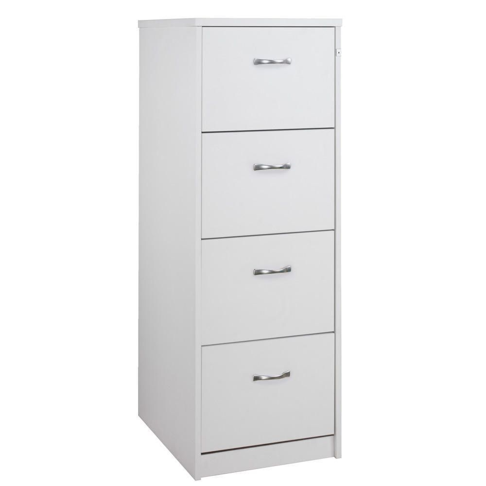 Luxury Staples 3 Drawer Filing Cabinet