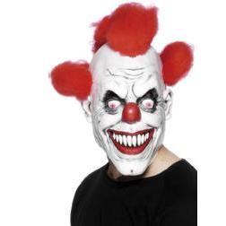Mascara De Payaso Perverso Payaso De Halloween Payasos Aterradores Payasos Malvados