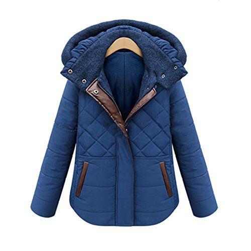 Zeagoo Damen verdickter warmer Wintermantel mit Kapuze Mantel Fleece Jacke Outwear Zeagoo http://www.amazon.de/dp/B00OTUQKE2/ref=cm_sw_r_pi_dp_lZvNub0XG8XG8