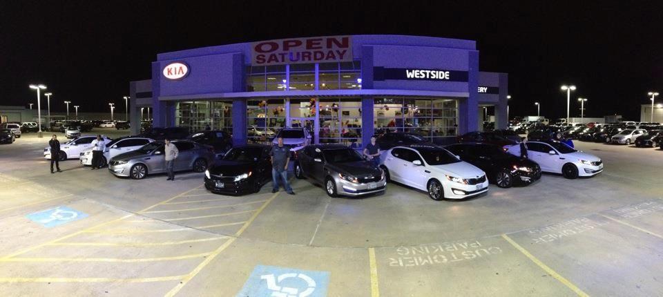 Kia Car Dealer Showroom In Houston Tx Kia, Used cars