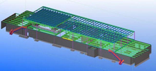 Xsteel Tekla Structures - The Latest in Steel Detailing