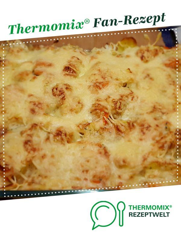 Photo of Cauliflower and potato gratin