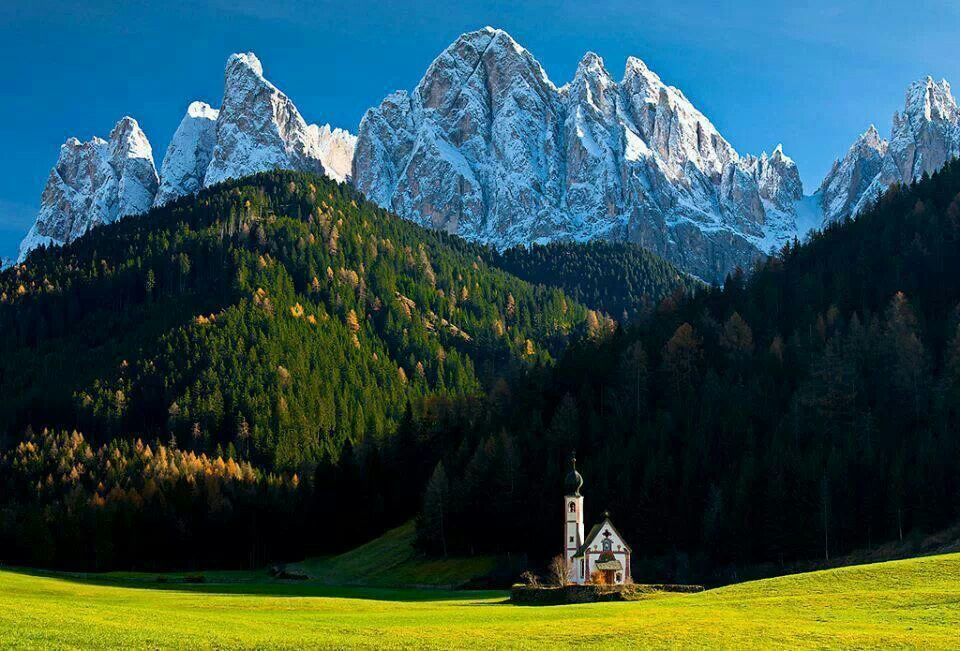 where in italian dolomites - photo #17