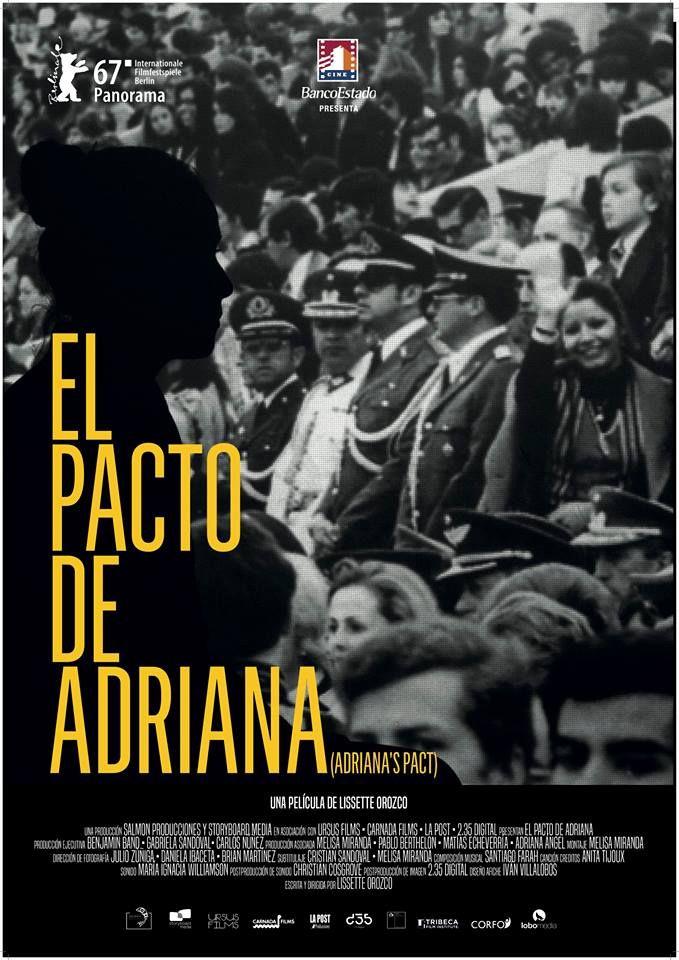 Cinechile El Pacto De Adriana 2017 Film
