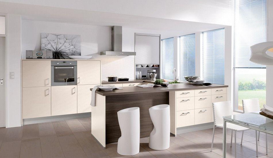 basic einbauk che alea magnolienweiss k chen quelle ideas for the house pinterest. Black Bedroom Furniture Sets. Home Design Ideas