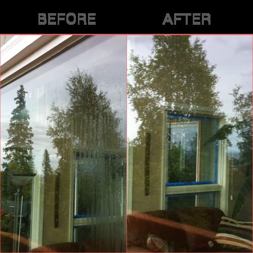 Post Winter Work Foggy Window Repair Window Restoration Window Repair Door Installation