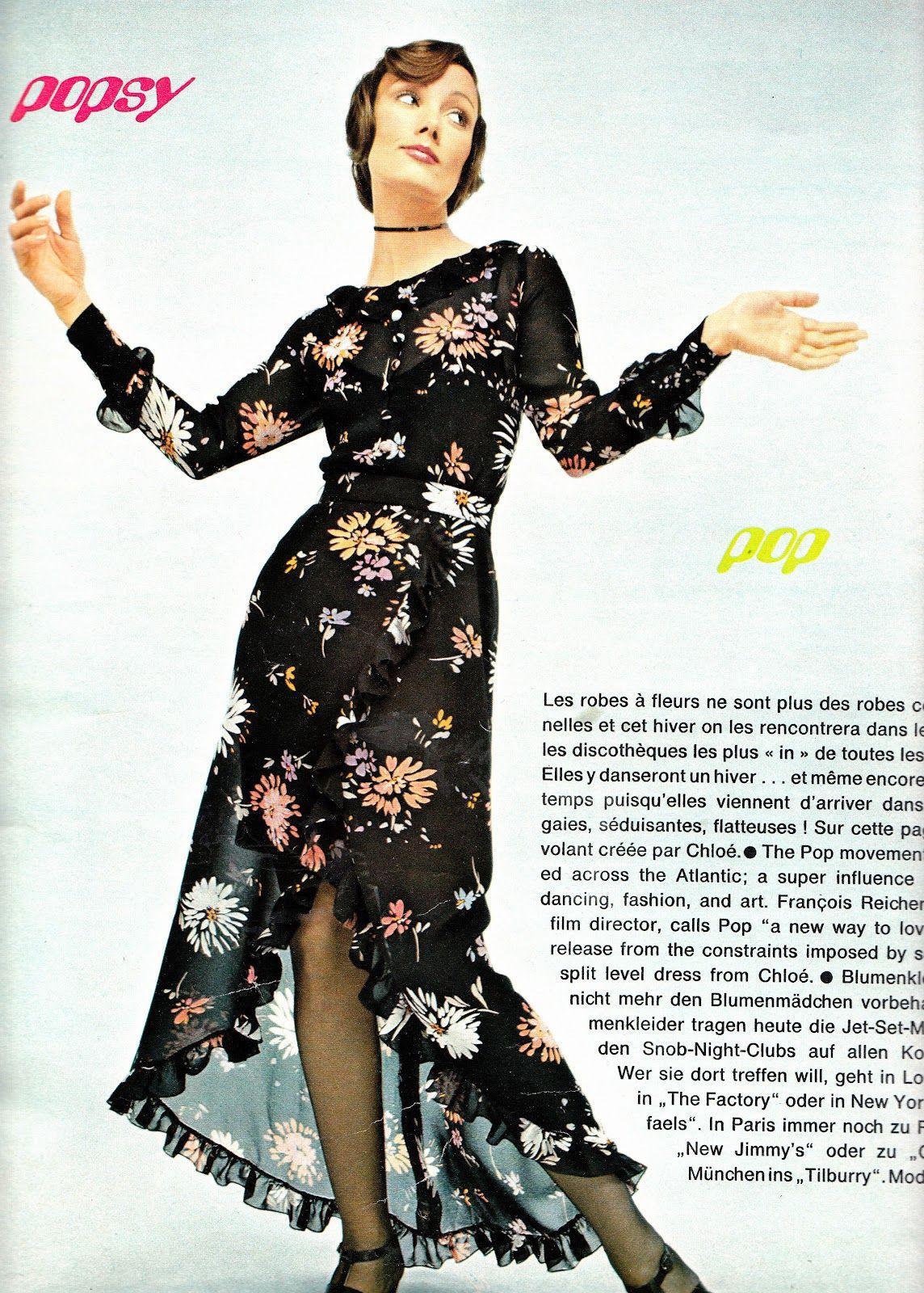 Chloe Paris 1972