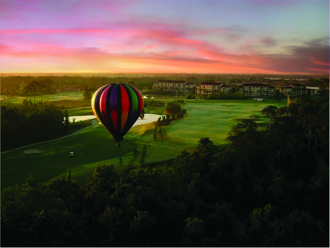 A colorful backdrop for a family vacation to remember in #Orlando