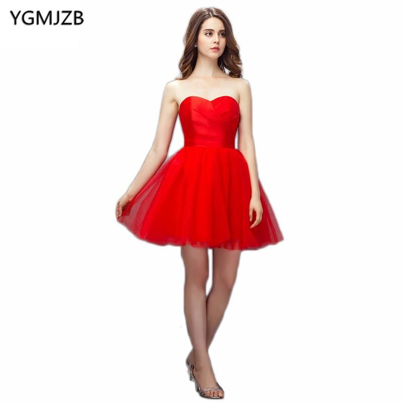 Cheap Red Cocktail Dresses 2018 A Line Sweetheart Sleeveless Backless Mini Short Dress Women Formal Party Cocktail Dress. Yesterday's price: US $79.00 (70.22 EUR). Today's price (January 30, 2019): US $52.93 (47.02 EUR). Discount: 33%. #Special #Occasion #Dresses #sleeveless #dresses #backlesscocktaildress