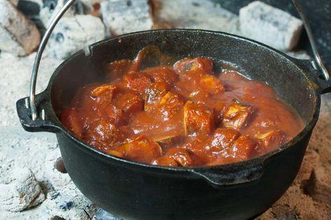 Currywurst – Meisenfütterung