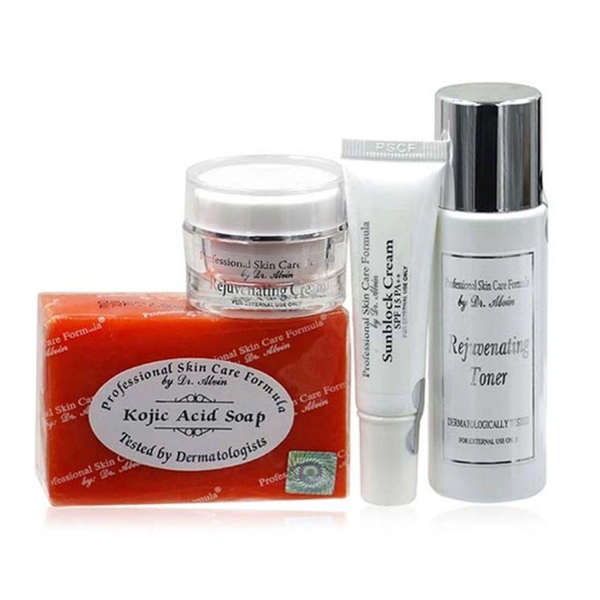 Dr Alvin Professional Skin Care Formula Rejuvenating Set Professional Skin Care Products Skin Care Toner Products Skin Care