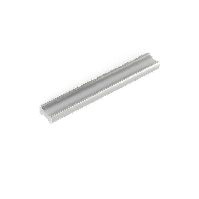 Lot De 4 Poignées De Meuble Aluminium Anodisé 96 Mm Rei En