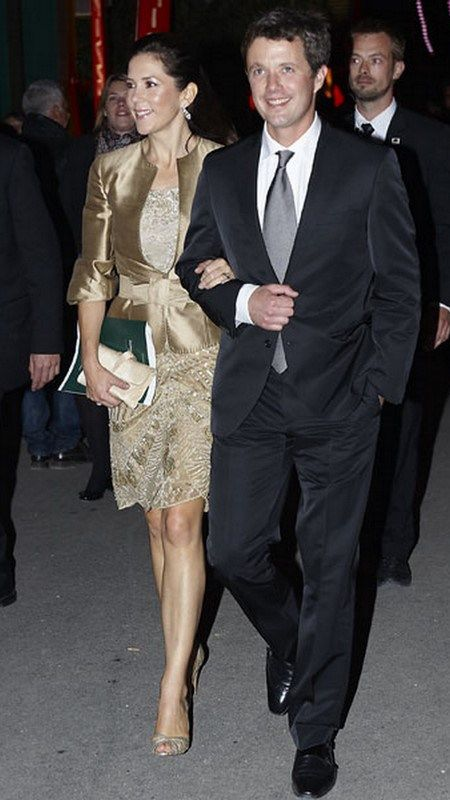 Crown Prince Frederik and Crown Princess Mary of Denmark - 2009