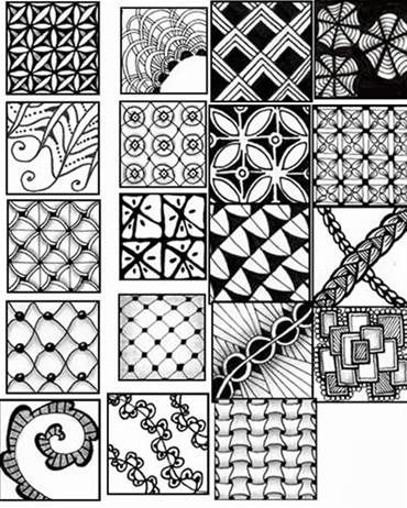 Print Zentangle Patterns Bing Images how to draw any thing كيف Delectable Zentagle Patterns