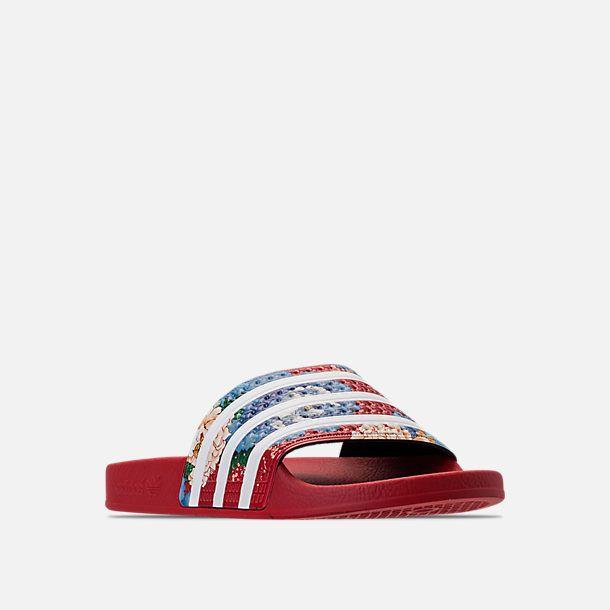 donne è adidas adilette slide sandali slide sandali, adidas e