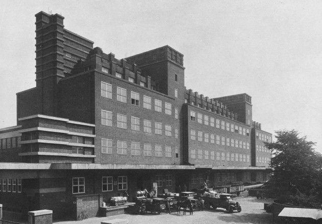 Architekt Oberhausen behrens ausstellung zum 75 todestag behrens