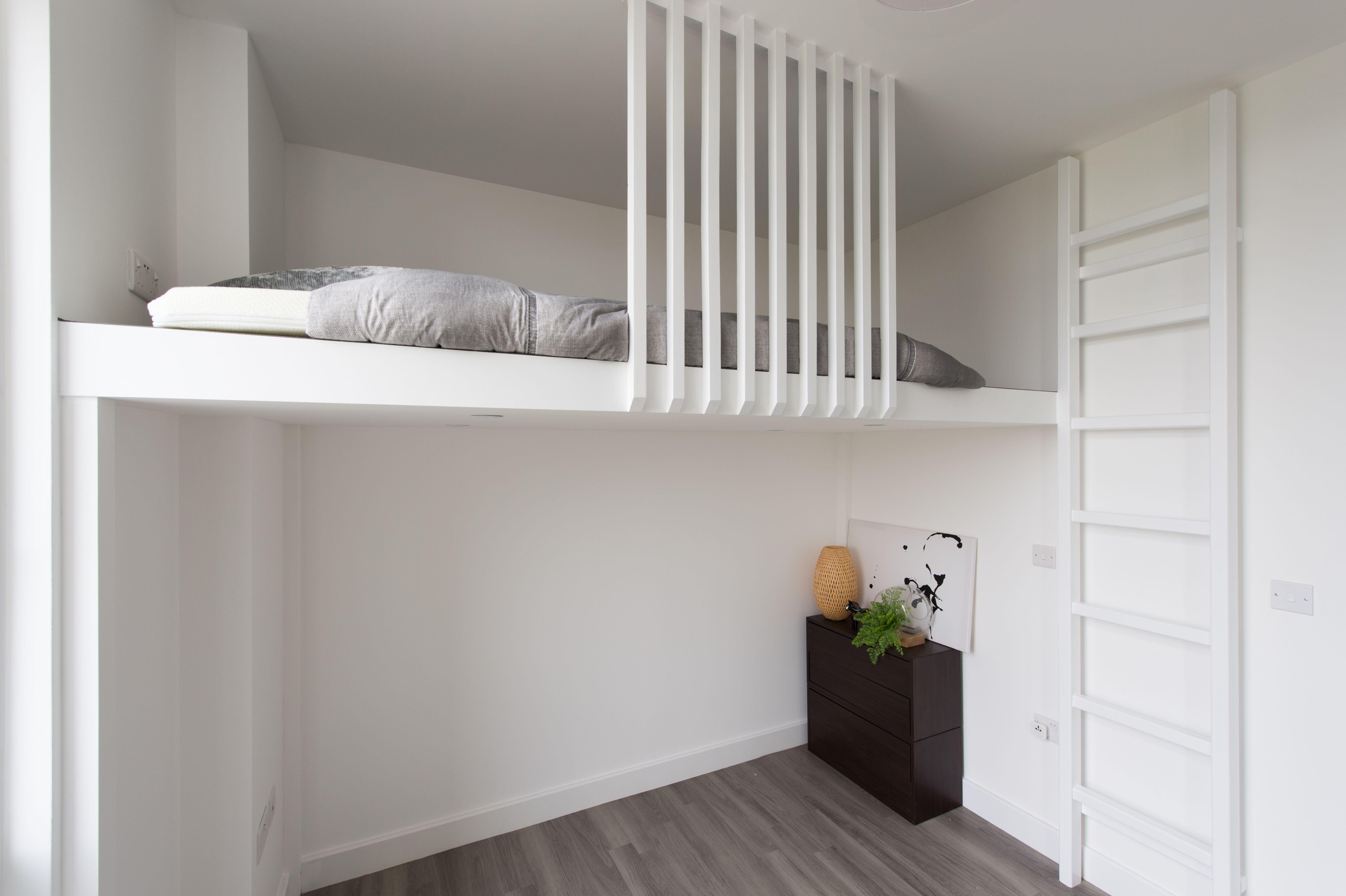 Best Scandinavian Loft Bespoke Design Compact Living 640 x 480