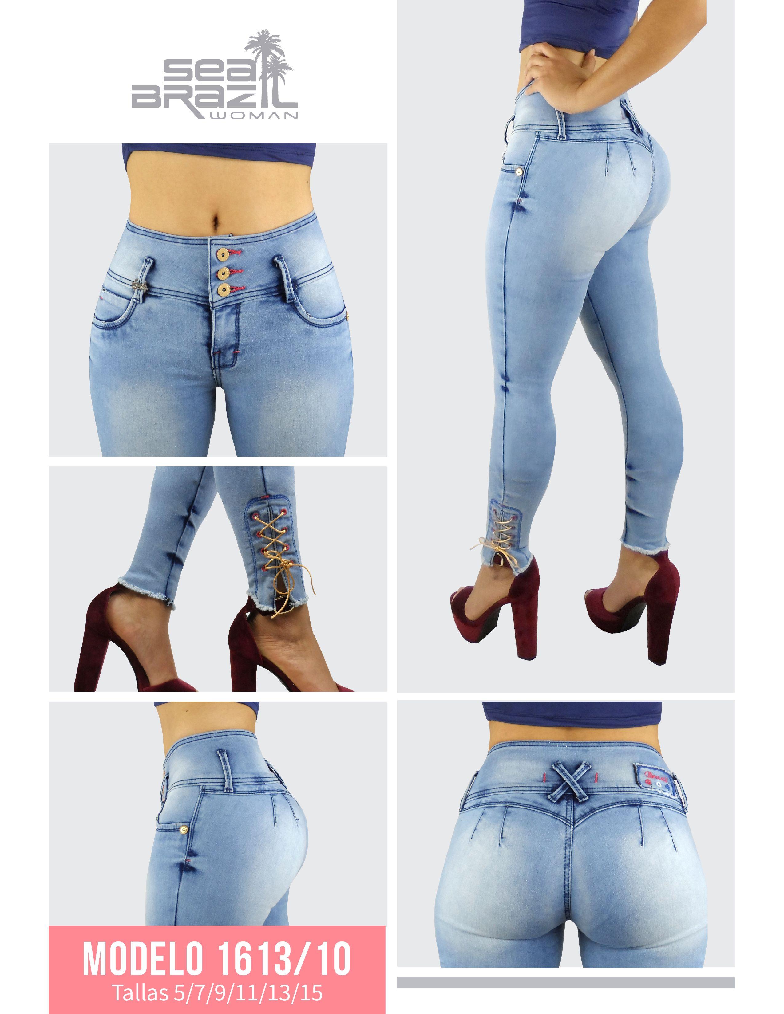 Jeans Modelo 1613 Jeans Azul Jeans Modelos