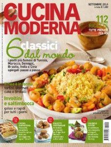 Cucina moderna rivista mensile di cucina pratica e fantasiosa ogni mese tante ricette facili - Giornali di cucina ...