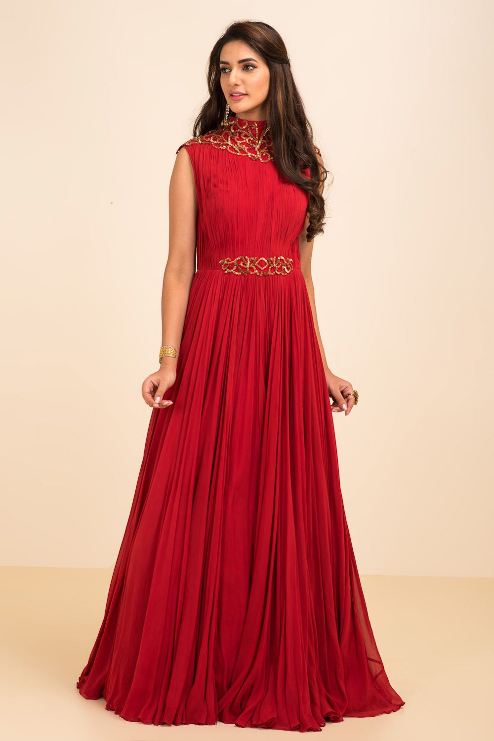 India's largest fashion rental service Reception gown