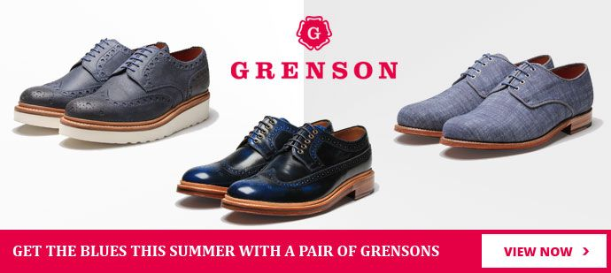 d2693fcfd Pin by Pediwear Shoes on Our Mens Shoes | Grenson shoes, Alfred ...