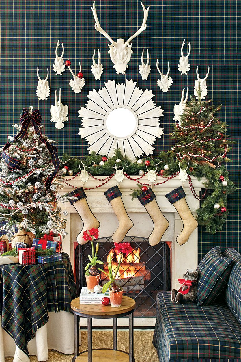 decorating for the holidays with suzanne kasler | christmas