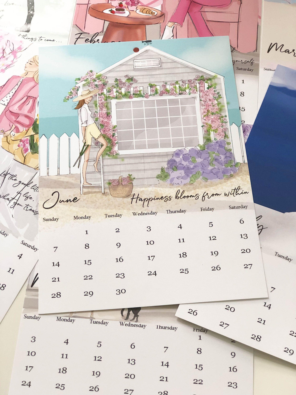 Heather Stillufsen Calendar Wall Calendar 2020 Calendar