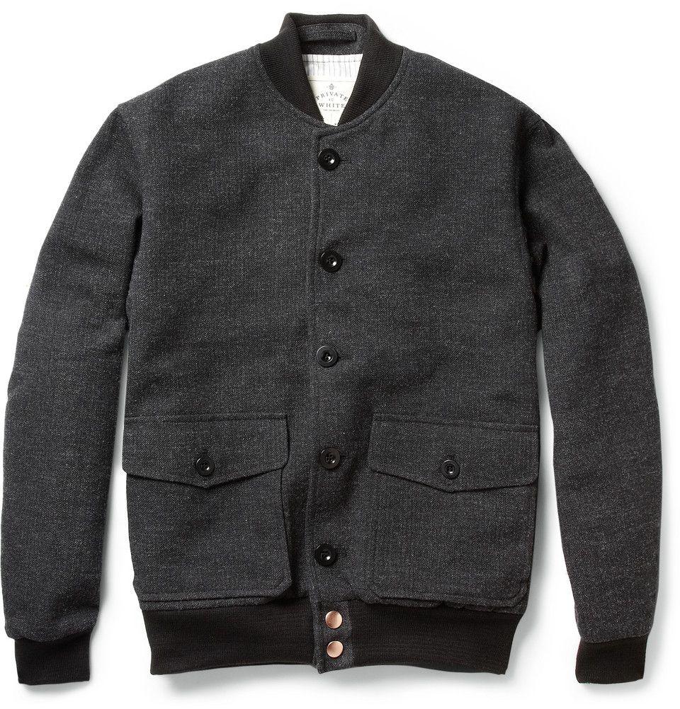 Private White V C Designer Bomber Jacket Mens Street Style Mens Jackets [ 1002 x 960 Pixel ]