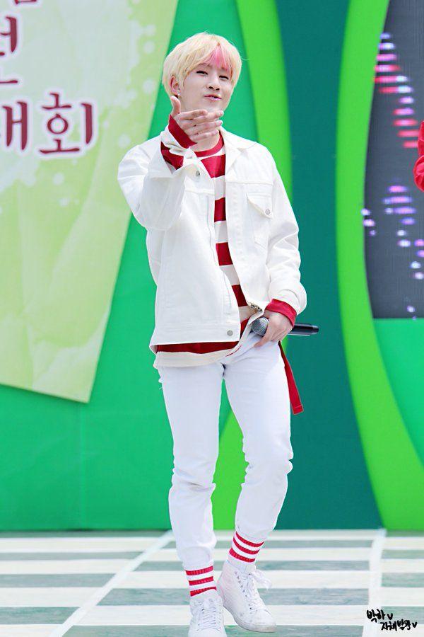 [23.04.16] Sharing Hope 1m 1won Charity Walk Event - JinJin