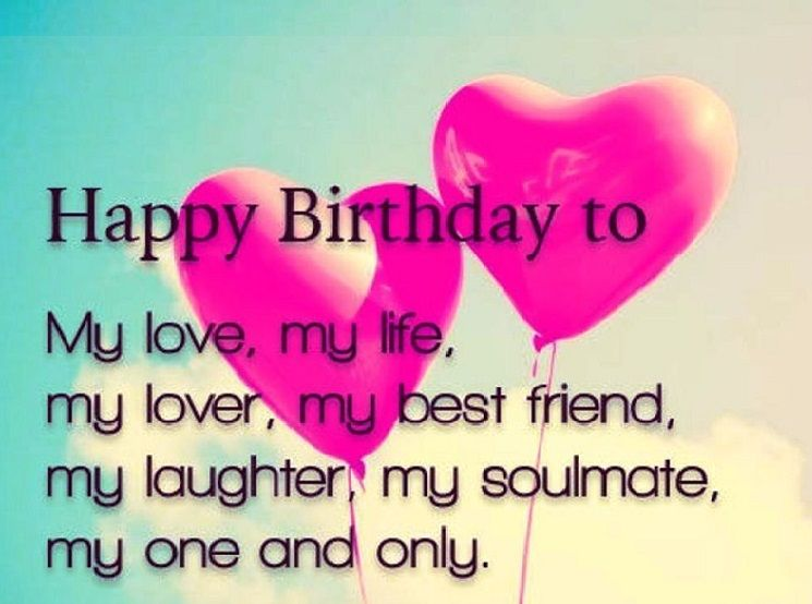 Sensational Cute Happy Birthday Love Messages Images For Girlfriend With Funny Birthday Cards Online Alyptdamsfinfo