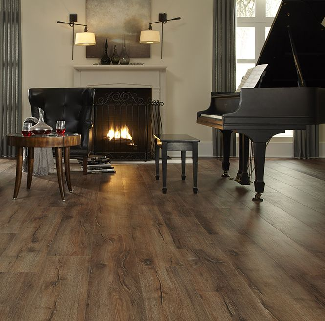 Highland Hickory 24860 Luxury Vinyl Plank Flooring IVC US Floors