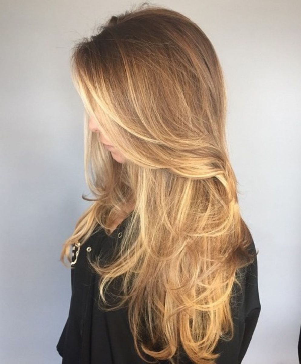 80 Cute Layered Hairstyles And Cuts For Long Hair Hairs