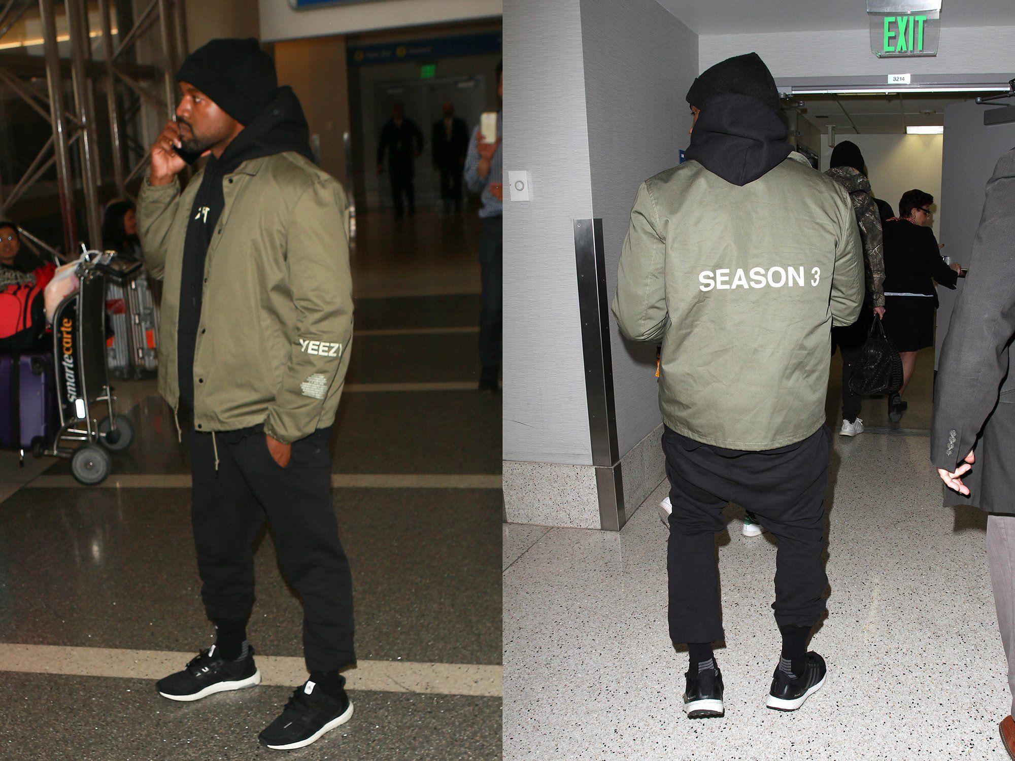 Kanye West Has Already Designed This Season S Hottest Fashion Ticket Kanye West Outfits Kanye West Fashion
