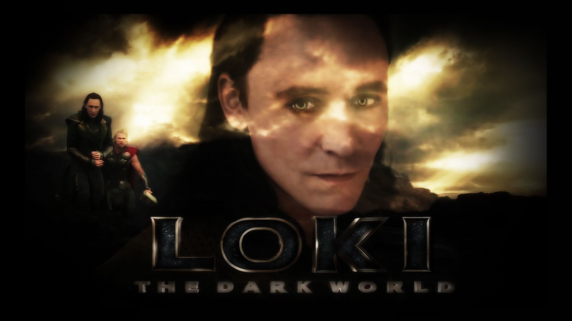 Thor And Loki Wallpaper Hd