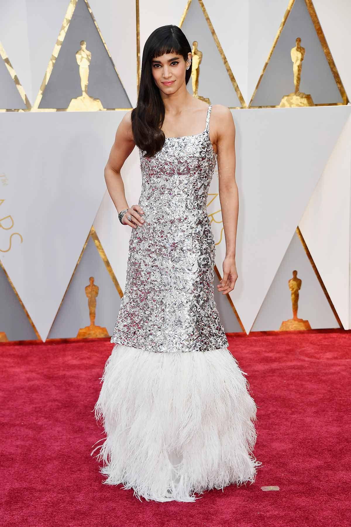 La alfombra roja de los premios Oscar 2017 © Getty Images