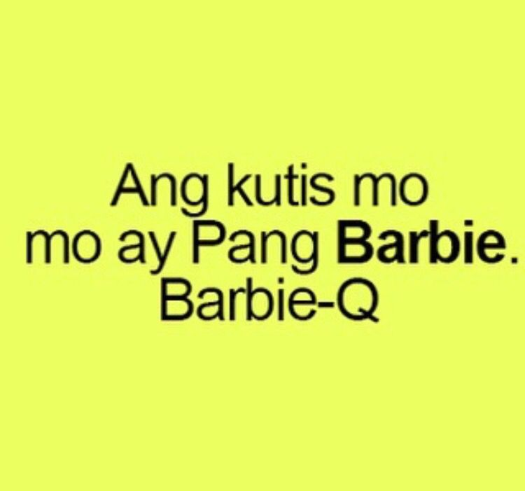 Life Funny Quotes Tagalog
