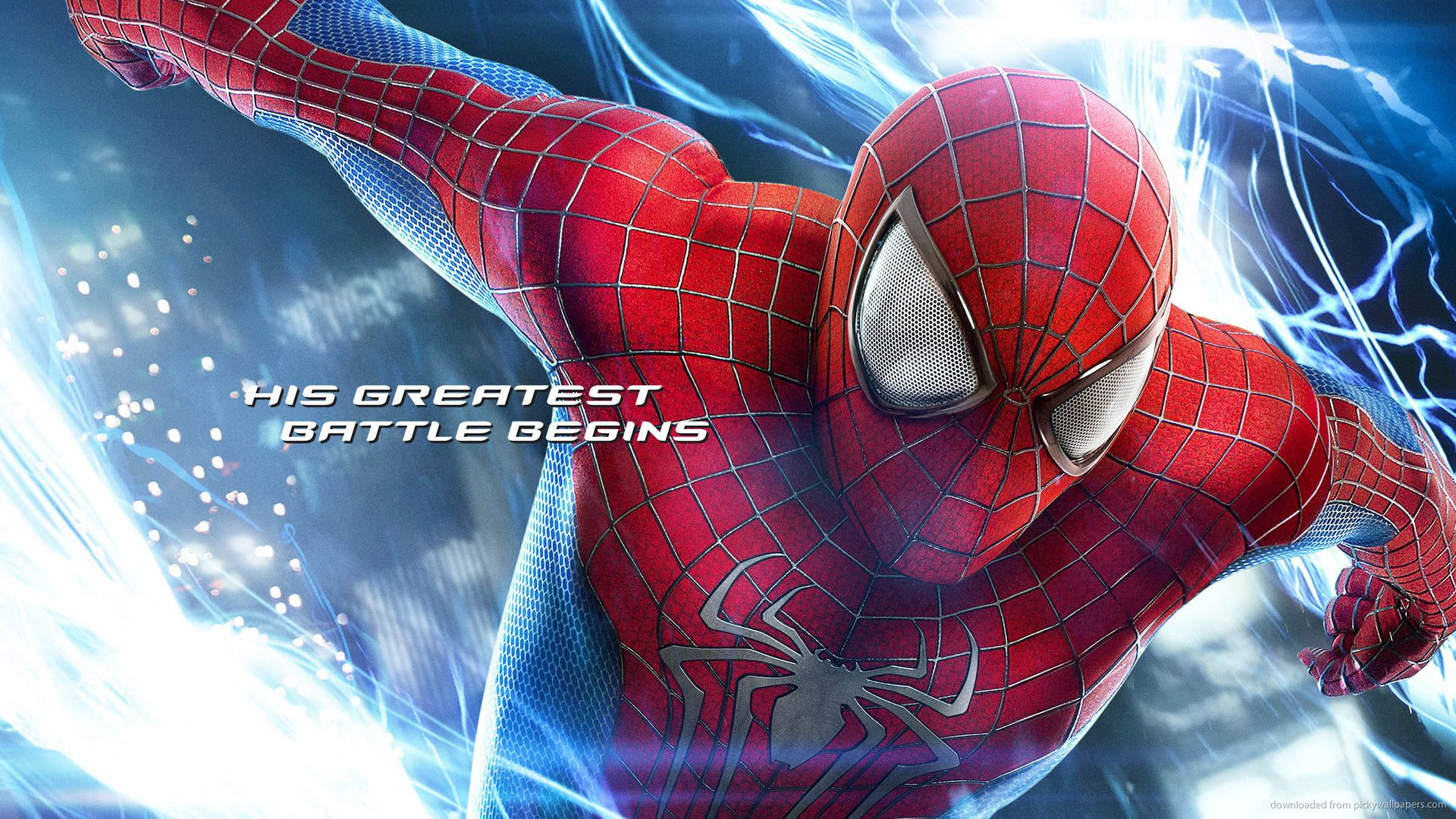 44 The Amazing Spider Man 2 HD Wallpapers