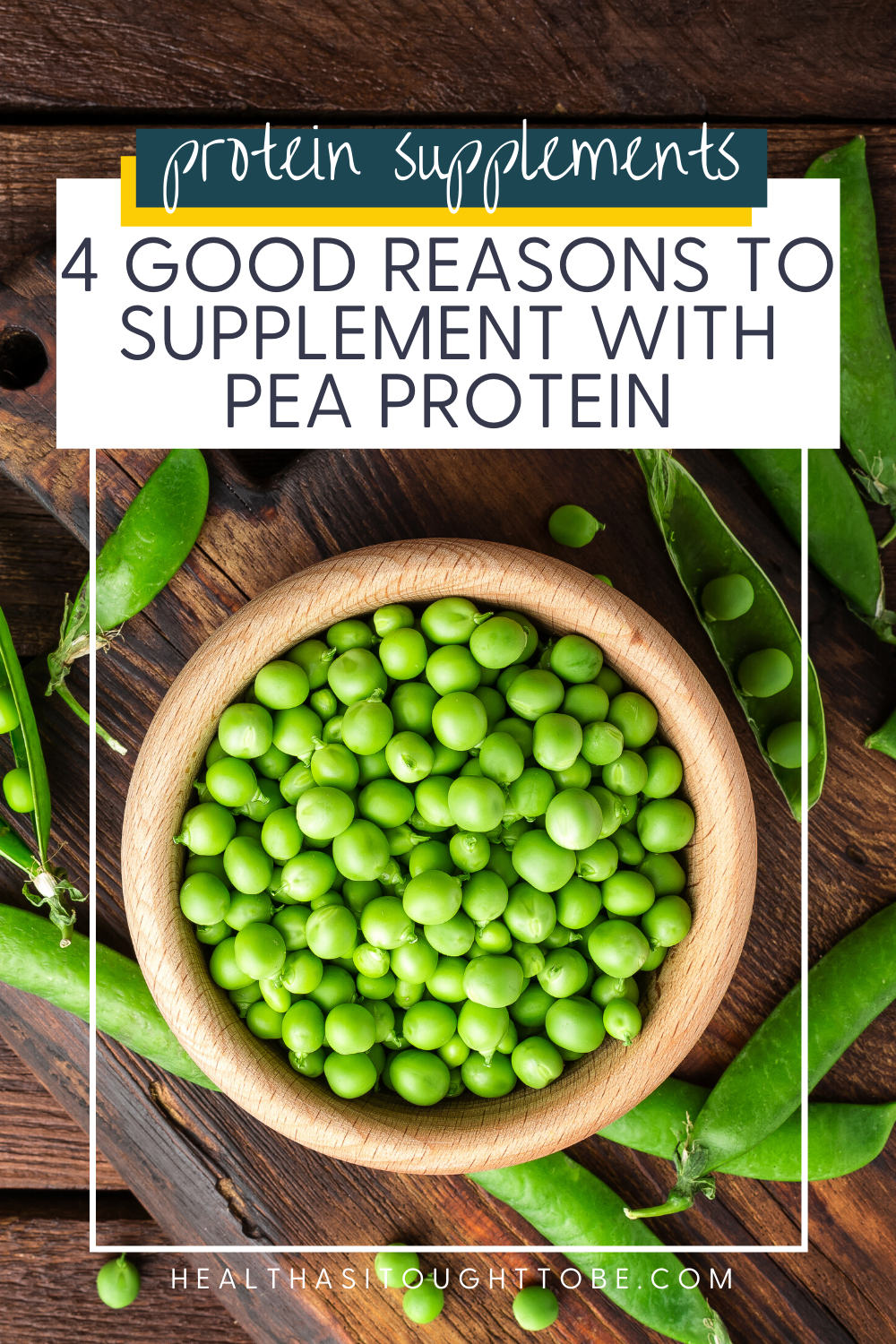 4 Reasons To Supplement With Pea Protein In 2020 Pea Protein Healthy Cholesterol Levels Protein Supplements