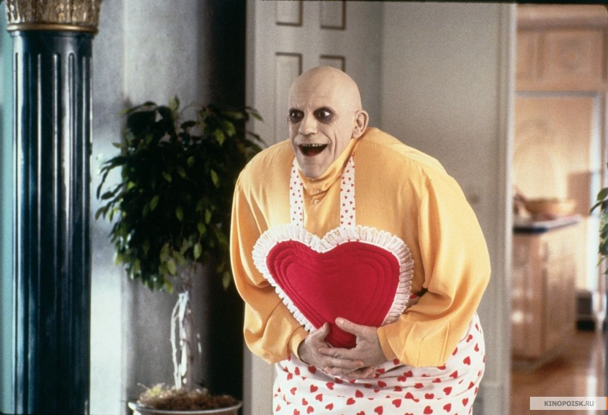 Uncle fester the addams family pinterest - The Addams Family 2