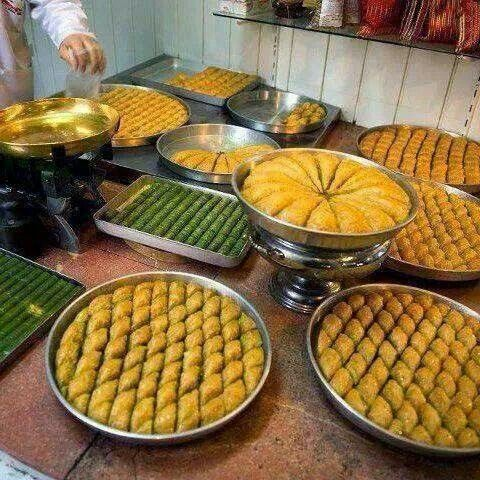 Baklava Essen Safari