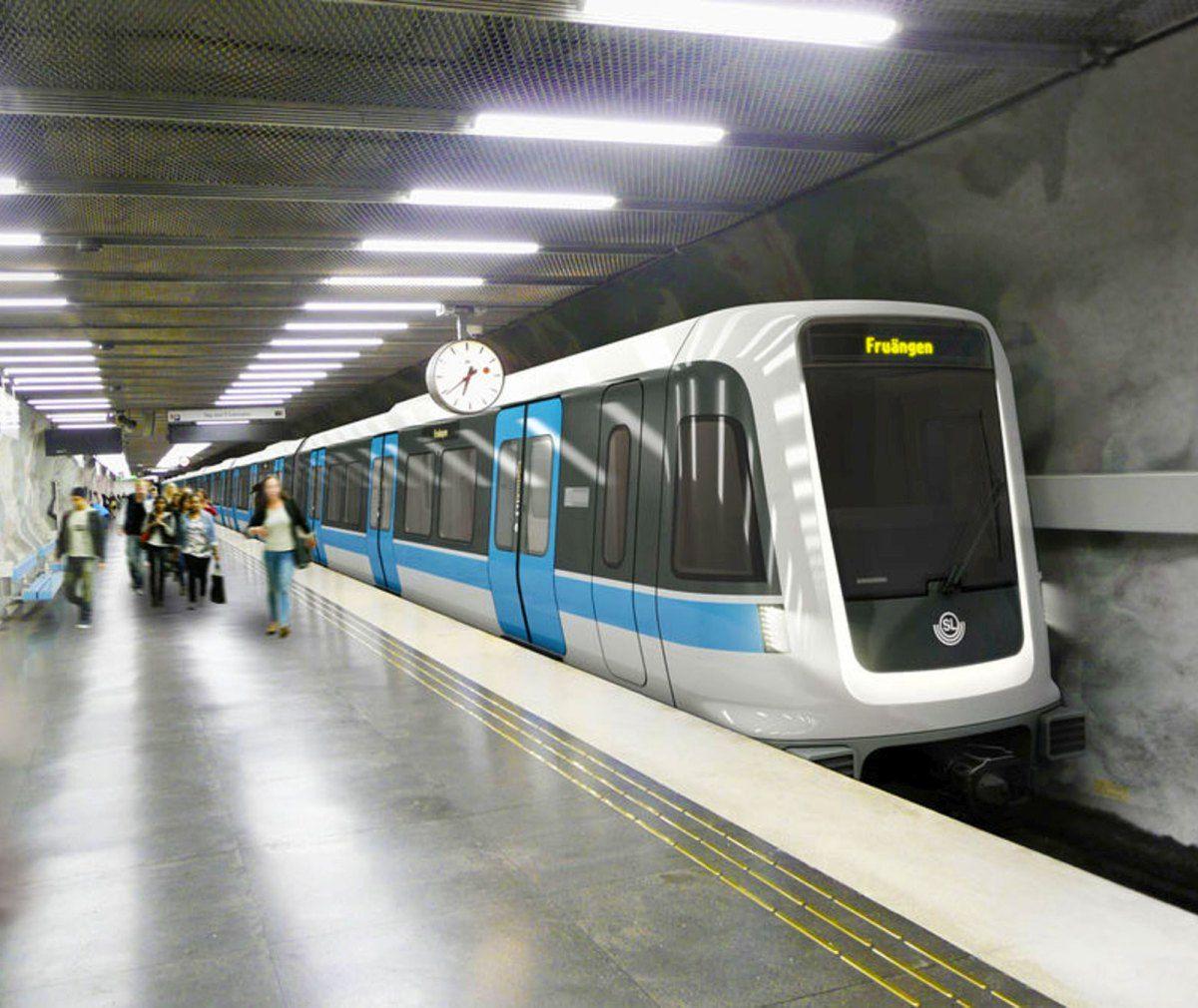 Tåg stockholm london