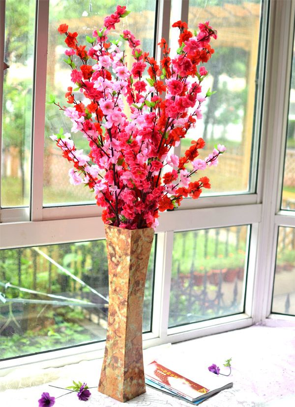 Superbe Decorate The House With Artificial Flowers For Your Home Inspiration