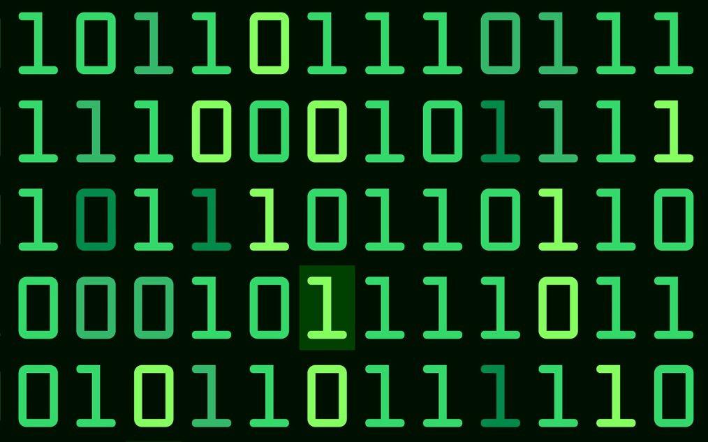 Aprende A Escribir Tu Nombre En Código Binario Aprender A Escribir Binario Historia De Las Matematicas
