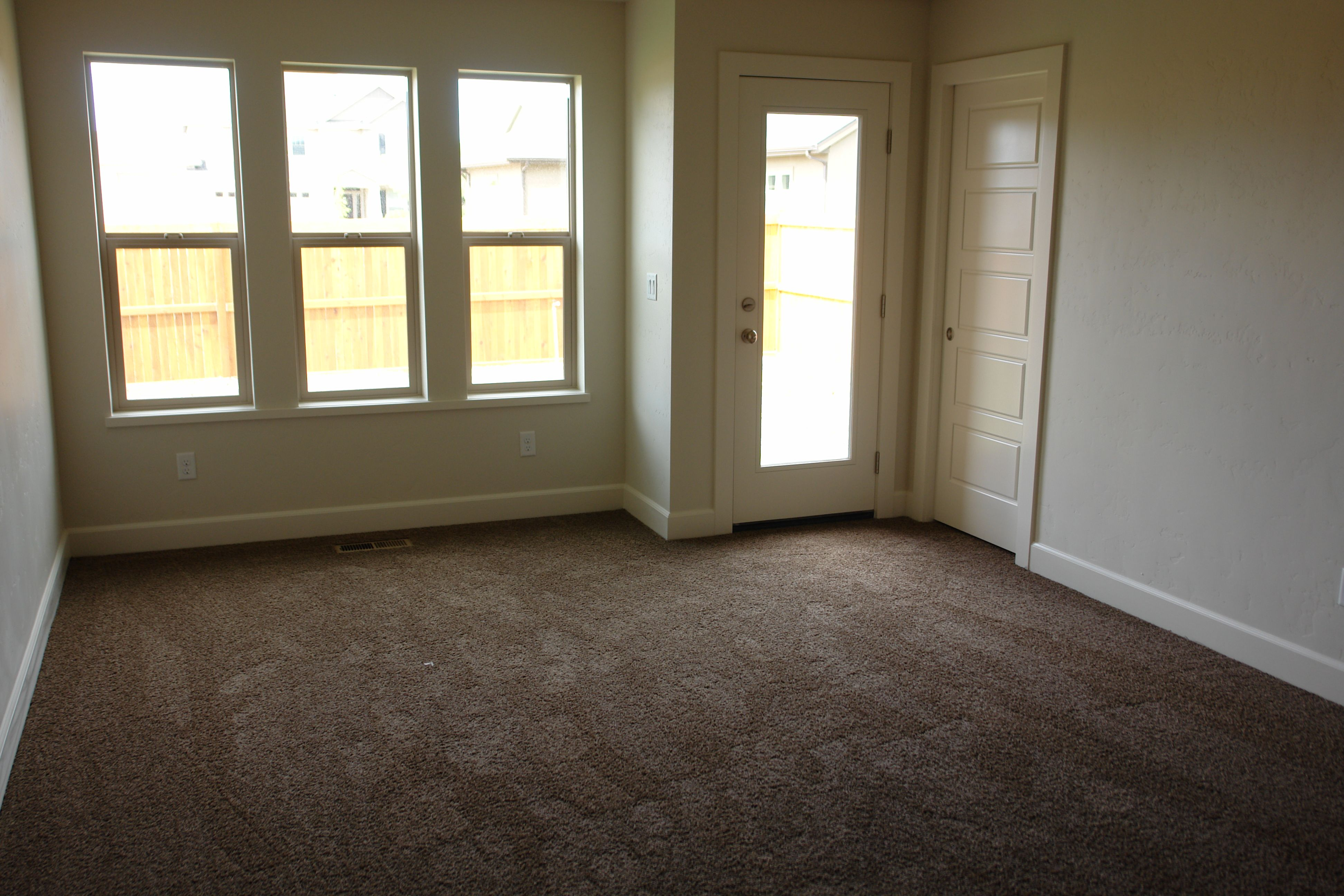 Pin By Matt Capell On New Construction Boise Area Brown Carpet Bedroom Dark Brown Carpet Brown Carpet Living Room