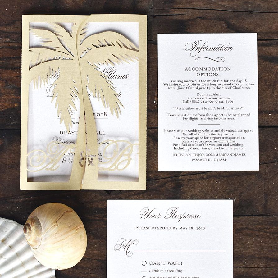 Are you planning a tropical or destination wedding? A wedding with ...