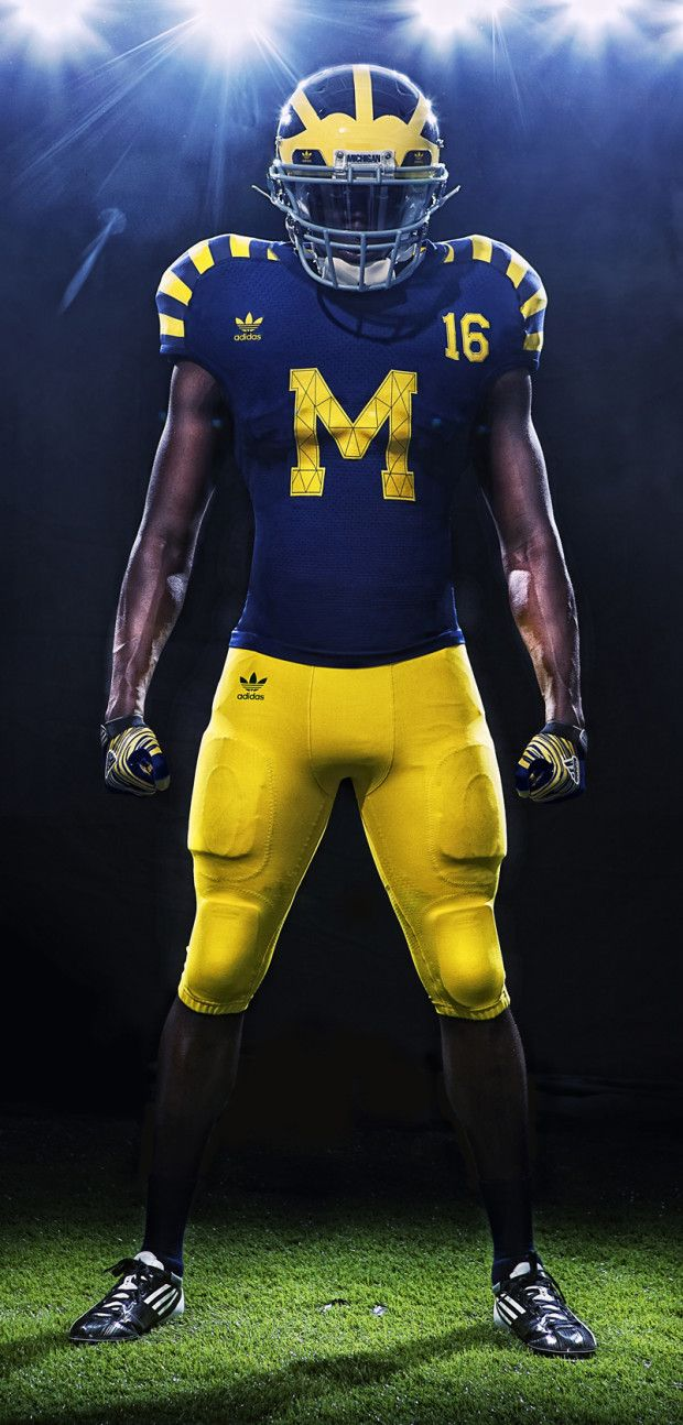Michigan Wolverines football uniforms  1c512433d