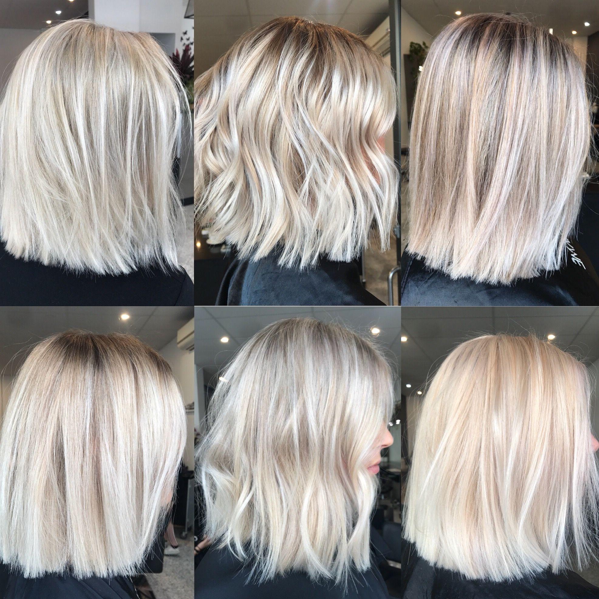 Instagram @hairbykaitlinjade Blonde balayage, long hair ...